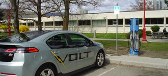 Okanagan College Charger