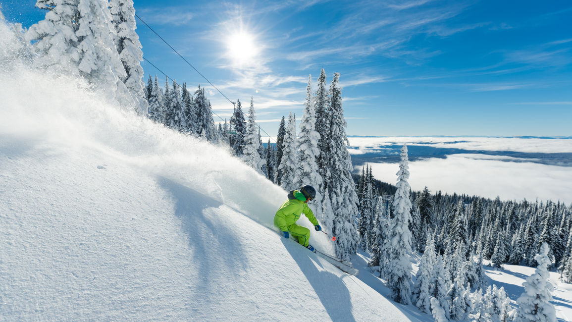Stay & Ski: 5 Reasons to Hit the Slopes at Big White From Our Hotel in Kelowna