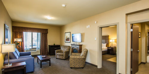 Comfort Suites Kelowna Executive Jacuzzi Suite