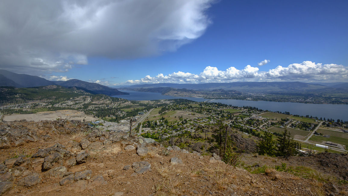Okanagan Nature Adventure: Places to Hike Near Kelowna Accommodations