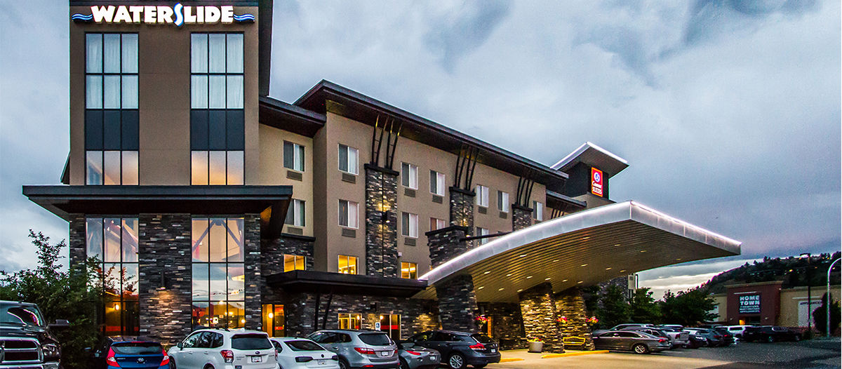 Stay And Ski Comfort Suites Kelowna