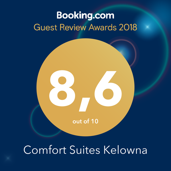 Booking Hotels Award